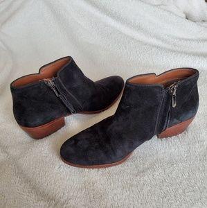 Sam Edelman Black Petty Booties